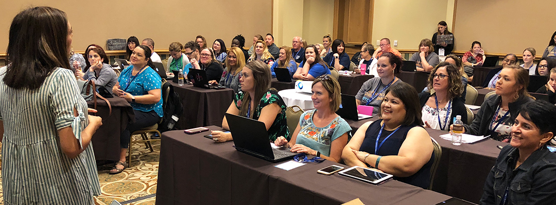 ETC 2019 - Presenter02 - TCEA's Elementary Technology Conference
